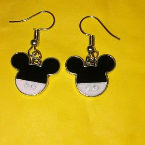 Mickey Mouse earrings new